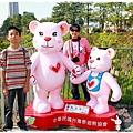 秋紅谷親子熊by小雪兒1031207IMG_6115.JPG