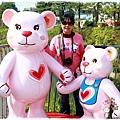 秋紅谷親子熊by小雪兒1031207IMG_6116.JPG