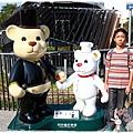 秋紅谷親子熊by小雪兒1031207IMG_6118.JPG