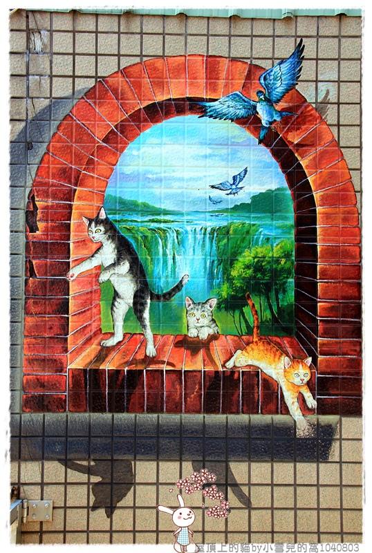 屋頂上的貓by小雪兒的窩1040803IMG_0339 039.JPG