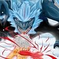 冰龍VS狂戰