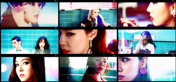Girls' Generation - Mr.Mr. (iTunes Cover)