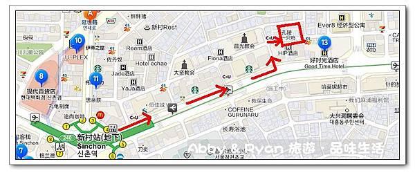 孔陵一隻雞地圖1