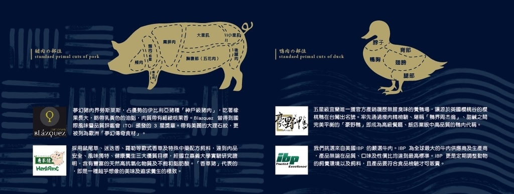 青石代 肉品 品牌介紹