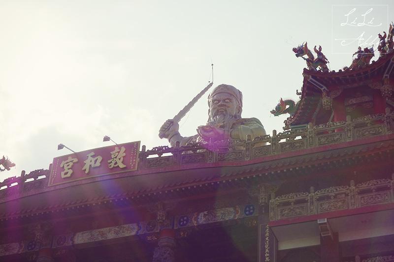 全國最大財神廟南投縣敦和宮