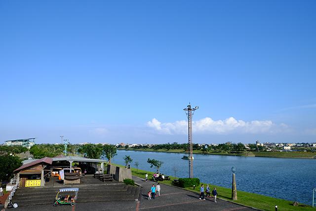 宜蘭冬山河親水公園