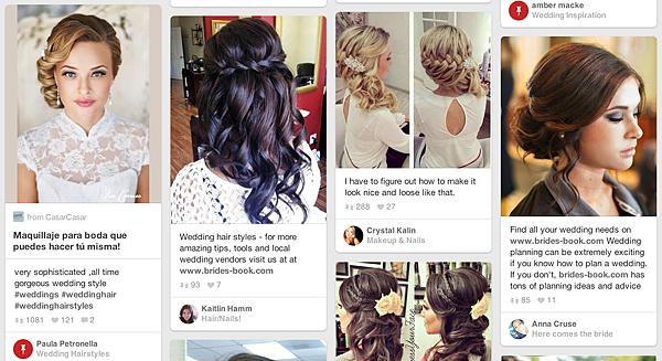 新娘髮飾婚紗造型wedding hair