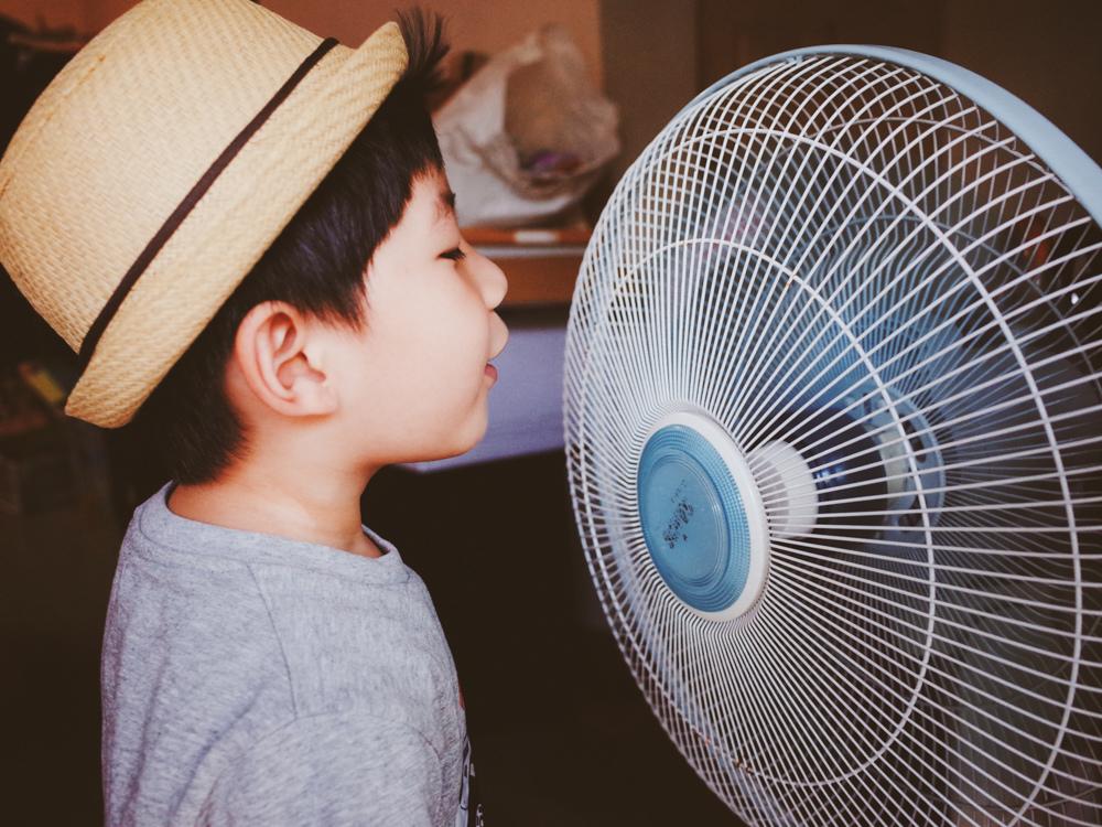 夏天兒童攝影寫真