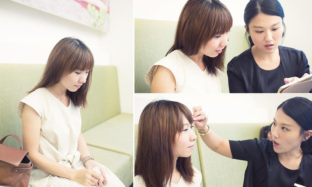 中山站剪髮染髮護髮PLUUS造型師Miffy