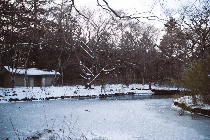 冬季輕井澤