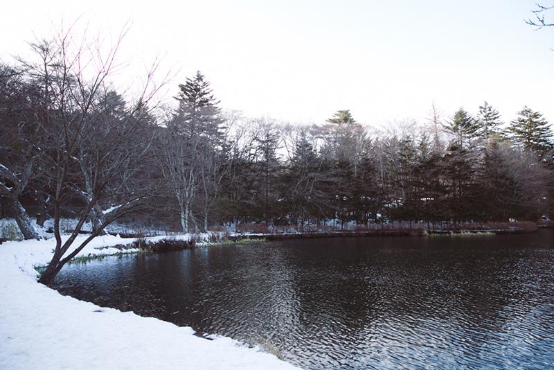 輕井澤景點雲場池