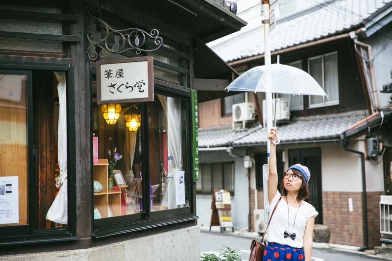 大阪景點中崎町散步