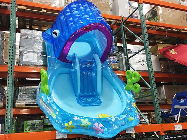 夏天便宜游泳池