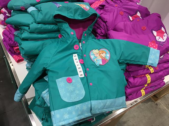 梅雨季節兒童防水外套雨衣