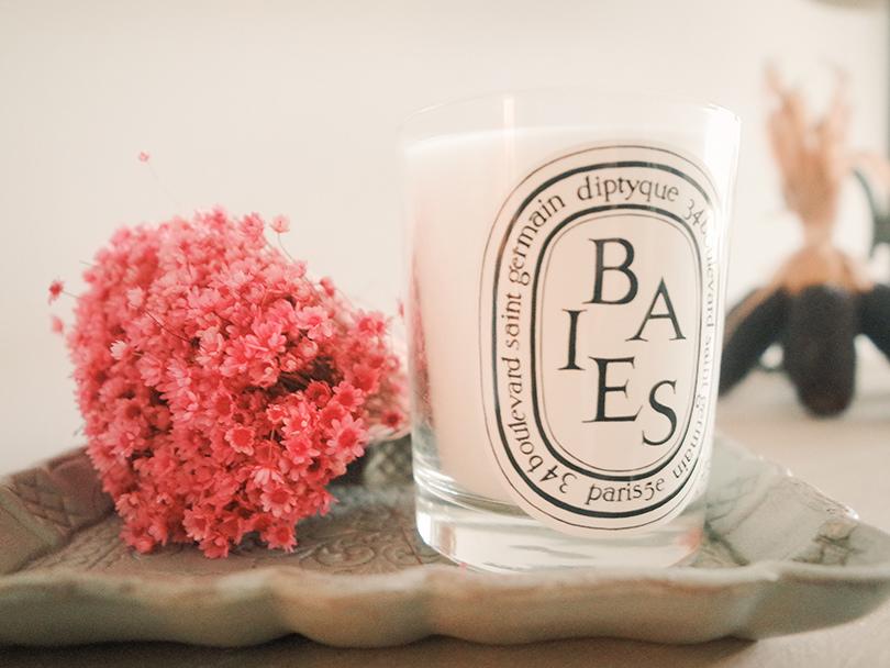 Diptyque 香氛蠟燭
