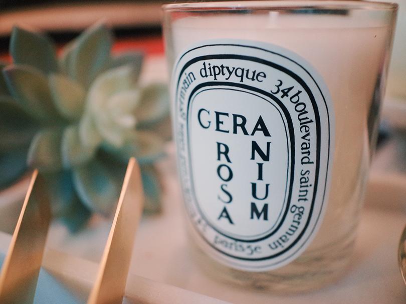Diptyque香氛蠟燭