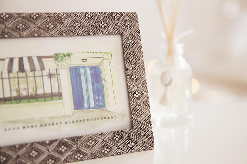 古典手工氣質相框
