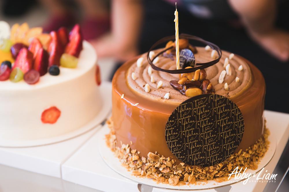 法朋香蕉巧克力蛋糕
