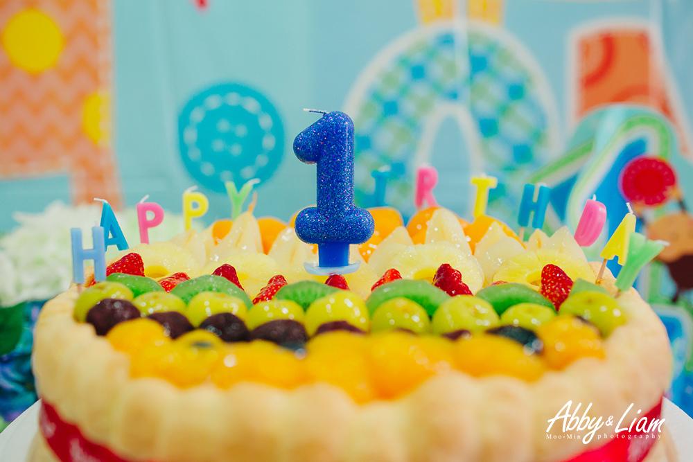 朋廚烘焙坊BONJOUR小孩生日蛋糕