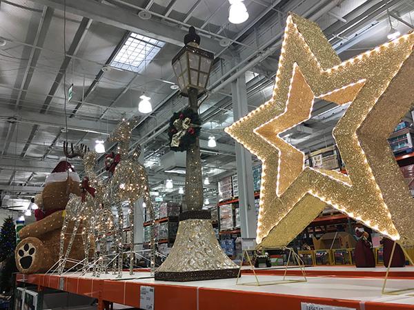 好市多聖誕佈置裝飾