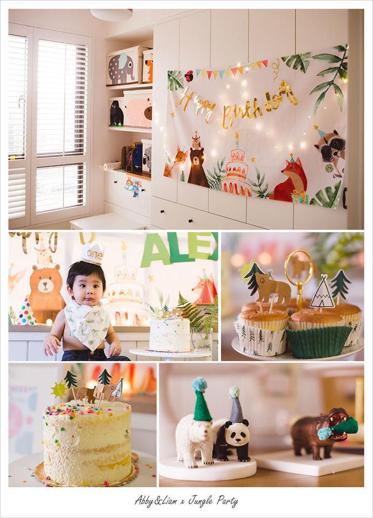 生日派對佈置