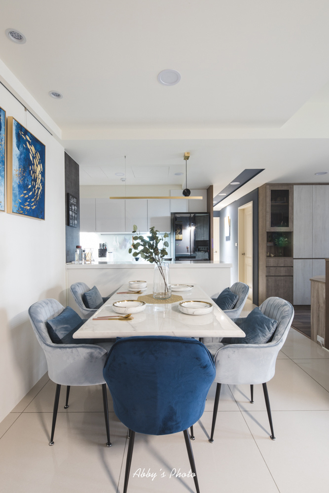 開放式廚房 室內設計 空間攝影