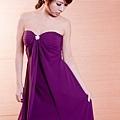 [分享]禮服試穿-手工晚禮服@1+1故事館婚紗出租