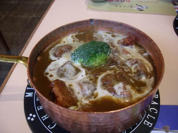 NO.1唐揚椰香雞肉咖哩
