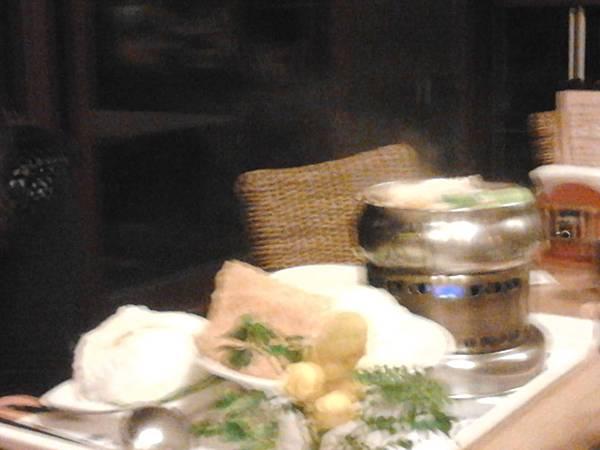 野菇蔬菜味噌鍋