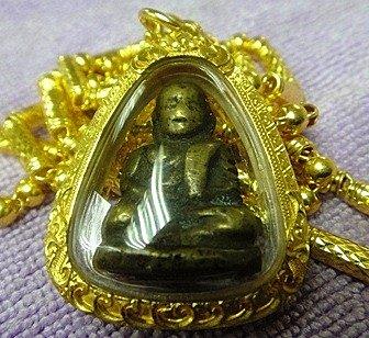 龍波艮大師2460年財佛