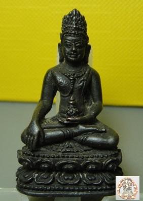 瓦曼覽寺龍波YEA大師2515年九寶銅吳哥色彩帕勁