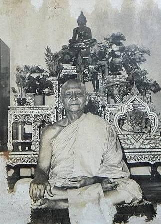 婆曇叻大師