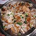 心型鯪魚蒸豆腐
