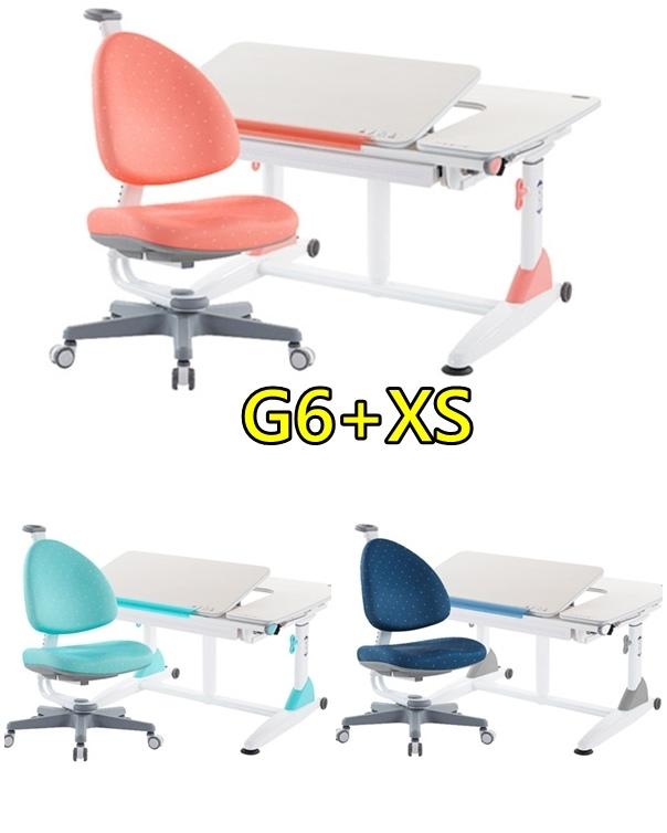 G6+XS桌椅