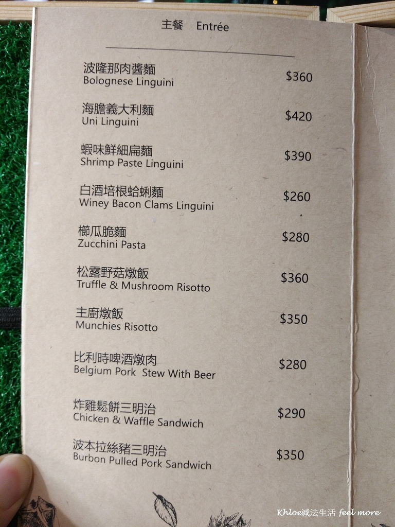 13小巨蛋美食Munchies Cafe美式餐酒館菜單.jpg