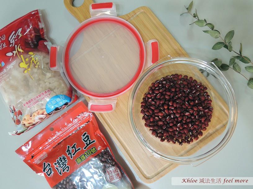 如何電鍋煮綿密紅豆湯01.jpg