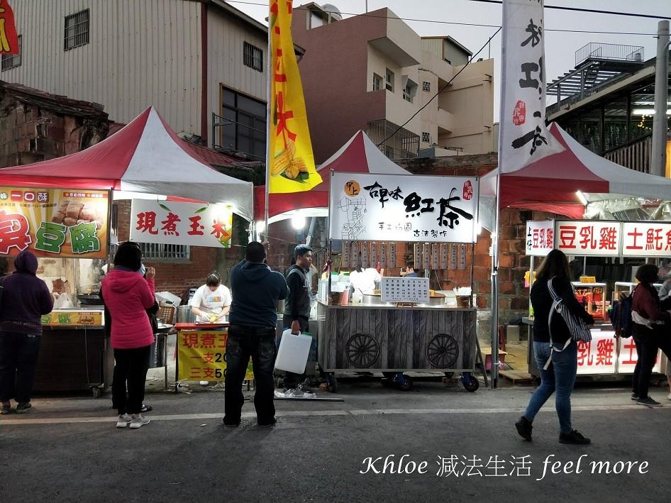 台南鹽水月津港美食花海38.jpg