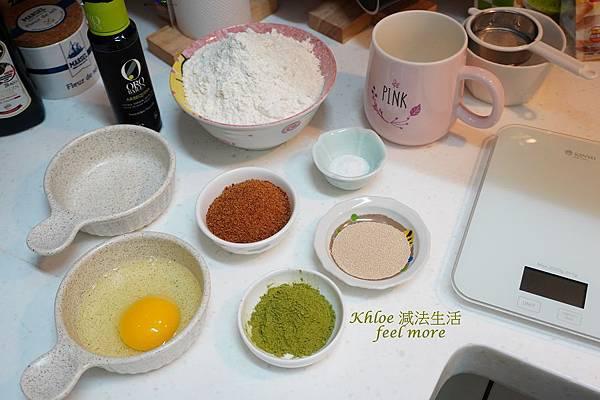 抹茶麵包食譜_麵團拉薄膜_010.jpg