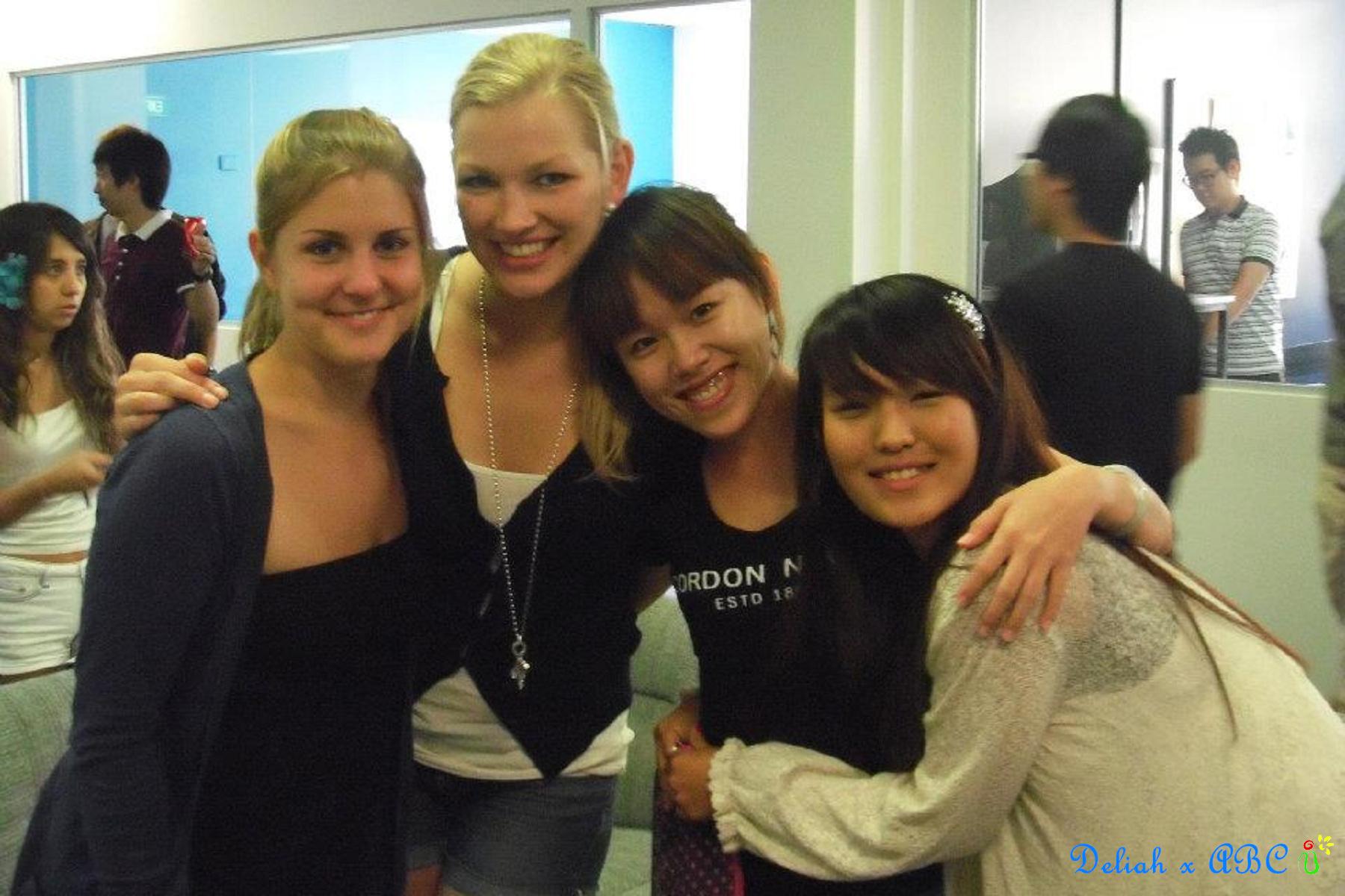 7 My classmates (Germany & Japan)