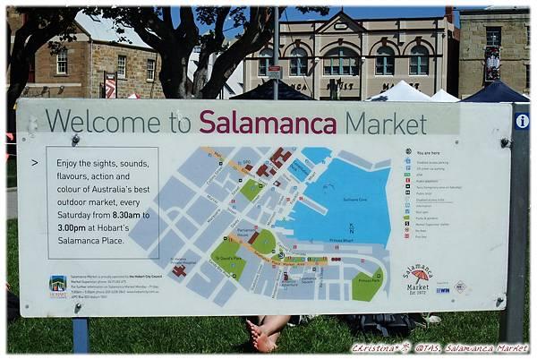 3 Salamanca Market