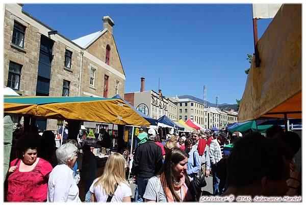 4 Salamanca Market