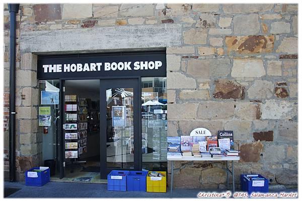 21 Hobart Book Shop