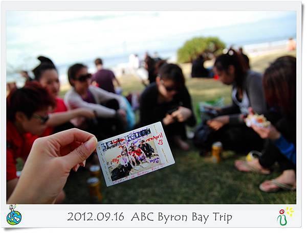 ABC Byron Bay Trip