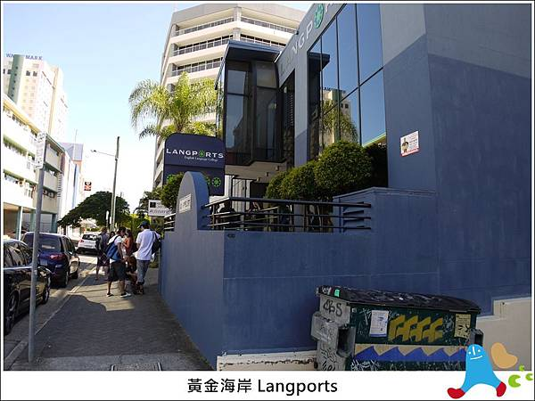 Gold Coast Langports