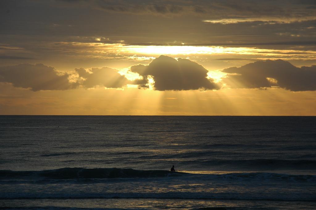 黃金海岸的日出