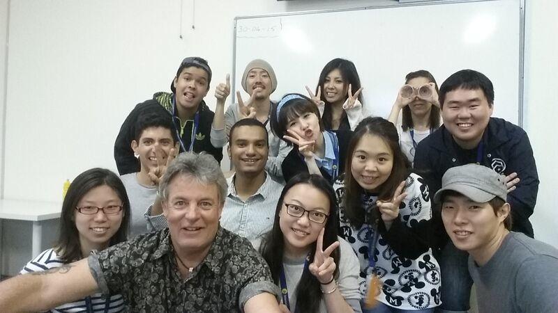 Pei yu Lin - 同班同學們