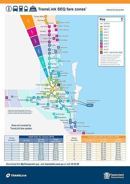 translink fare-zone