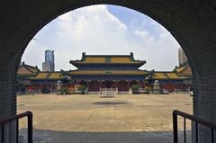 西安大興善寺