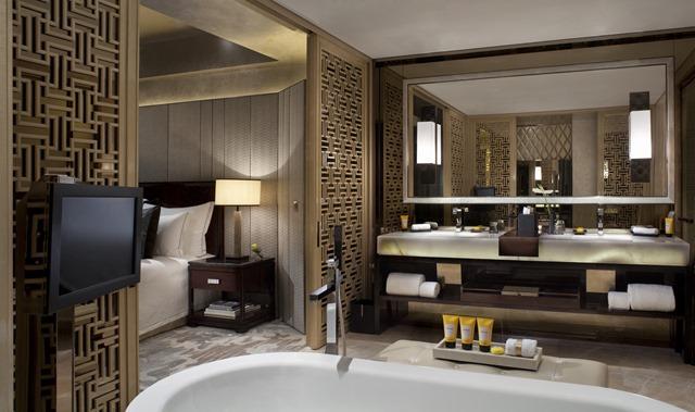 卡爾頓套房 - 浴室
