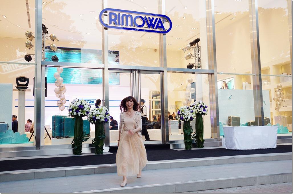 RIMOWA亞洲最大旗艦店